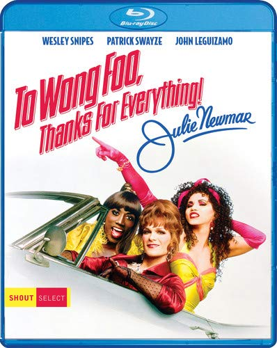 To Wong Foo, Thanks for Everything! Julie Newmar [Blu-ray]