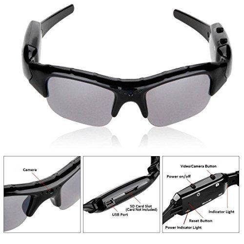 adc74e53fe Buy SpyCrushers Spy Video Glasses   Camera Glasses