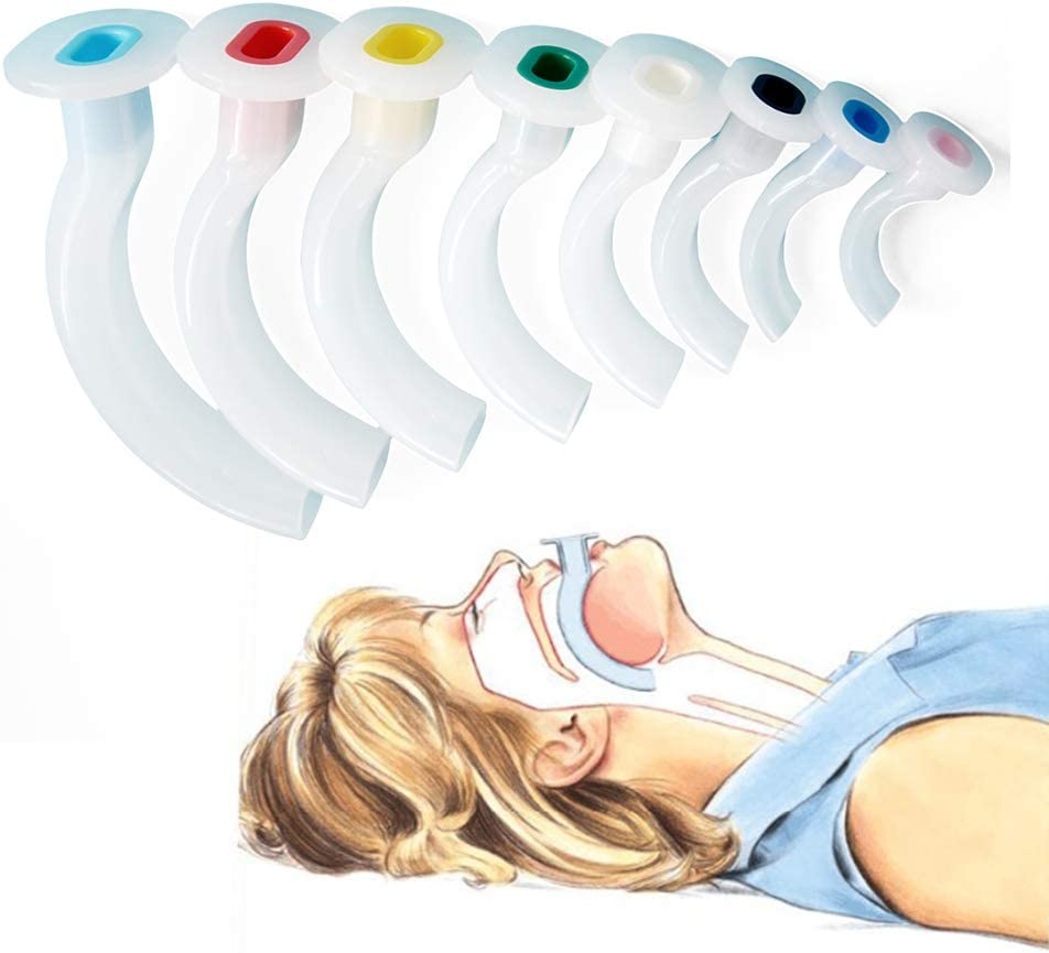 KONMED Multi-color Disposable Oral Airway First Tube Air Courier shipping free Max 53% OFF for Aid