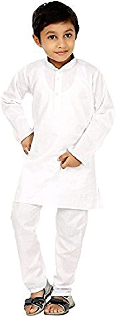 ROYAL Kurta Mens KidScotton Kurta Pyjama
