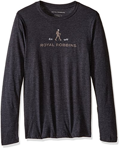 Royal Robbins Logo Long Sleeve Tee