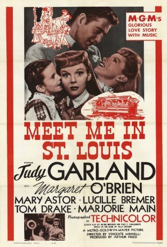 Meet Me in St. Louis POSTER Movie (27 x 40 Inches - 69cm x 102cm) (1962) (June Lockhart Meet Me In St Louis)