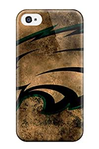 CATHERINE DOYLE's Shop Hot philadelphia eagles NFL Sports & Colleges newest iPhone 4/4s cases 3846194K281400043