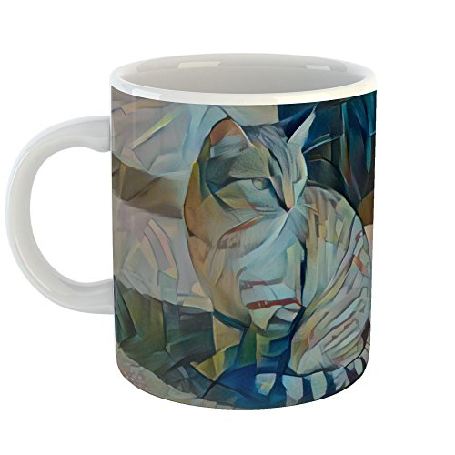 Westlake Art - Art Painting - 11oz Coffee Cup Mug - Abstract
