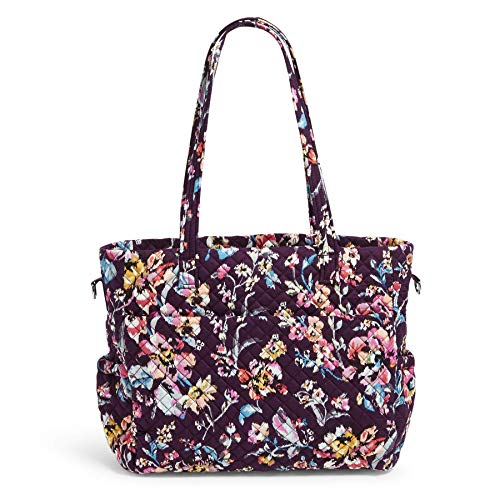 Vera Bradley Signature Cotton Ultimate Baby Diaper Bag, Indiana Rose