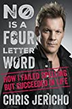 Written in Chris Jericho's trademark style-jam-packed with ridiculous stories and hilarious references-No Is a Four Letter Word is organized around twenty-two principles on what it takes to make it to the top of your field, featuring s...