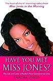 Have You Met Miss Jones?, Tarsha Nicole Jones, 0345497481