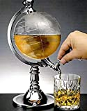 BARRAID Amazing Large 3500 ml Globe Shape Liquor/Whisky/Wine/Beer/Vodka/, Dispenser/Decanter for Home Bar/Gift/Pubs/Party Capacity 3.5 litre