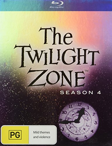 The Twilight Zone (Season 4) - 5-Disc Set ( The Twilight Zone - Season Four ) [ Blu-Ray, Reg.A/B/C Import - Australia ]
