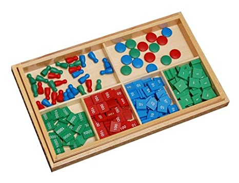 Image Unavailable Not Available For Color Montessori Stamp Game