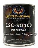 House of Kolor C2C-SG100 Shimrin Intercoat Clear 1 Quart