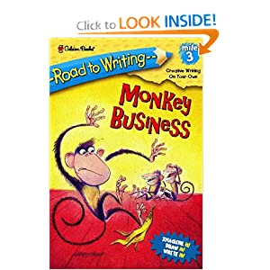Monkey Business (Road to Writing) Sarah Albee and John Manders