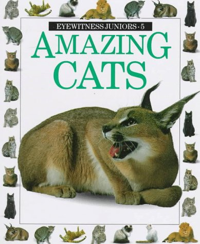 Amazing Cats (Eyewitness Junior)