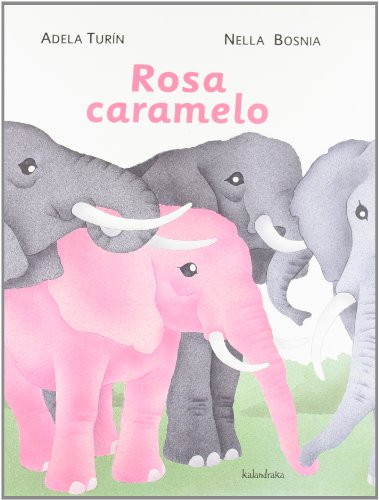 Rosa Caramelo / Sweet Pink (Spanish Edition)