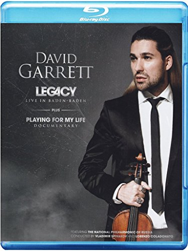 David Garrett - Legacy: Playing for My Life (Holland - Import)