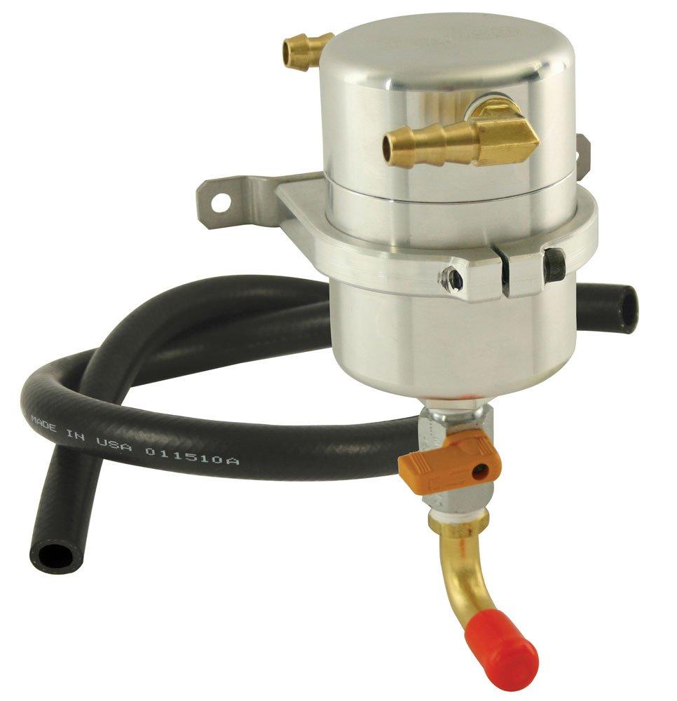 Moroso 85474 Universal Air/Oil Separator by Moroso