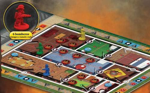 Devir - ¡Rescate! (BGRESCATE): Amazon.es: Juguetes y juegos