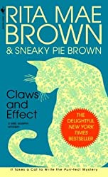 Claws and Effect: A Mrs. Murphy Mystery