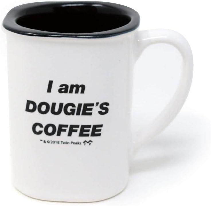 Twin Peaks Dougie's Coffee Mug