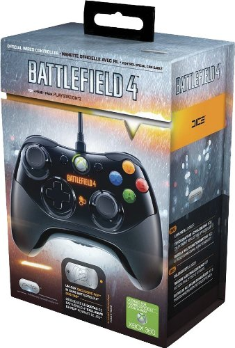 PDP Battlefield 4 Wired Controller - Xbox 360