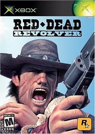 Red Dead Revolver - Xbox by Rockstar Games: Amazon.es: Videojuegos
