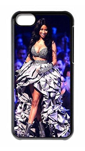 Iphone 5C custom case,Iphone 5C,Nicki Minaj case,Rap Cover Case for Iphone 5C.