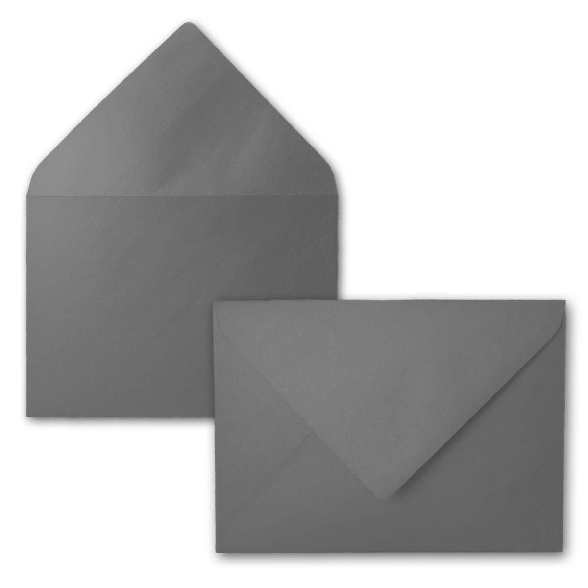 500 Mini Brief-Umschläge - Hell-Blau - 5,2 x 7,6 cm - Miniatur KuGrüns mit Nassklebung für Blaumen-Grüße, Grußkarten, Anhänger & Geld-Geschenke - Gustav Neuser® B07PRVYCFM Grukarten & Einladungsumschlge Gute Qualität