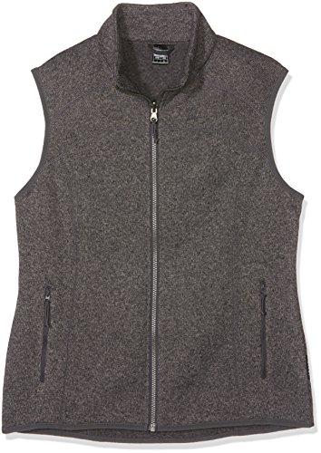 Schöffel Women's Zipin Fleece Vest VALDEZ 'S, Womens, ZipIn! Fleece Vest Valdez Grey