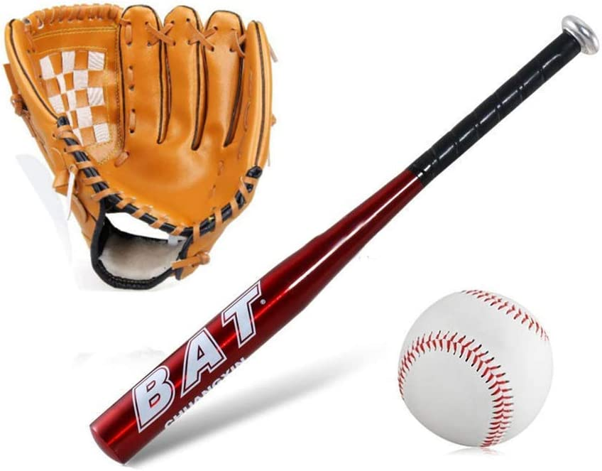 CommercioEuropa Kit Bate de Softball 25