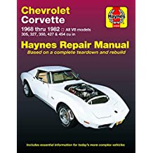 Chevrolet Corvette '68'82