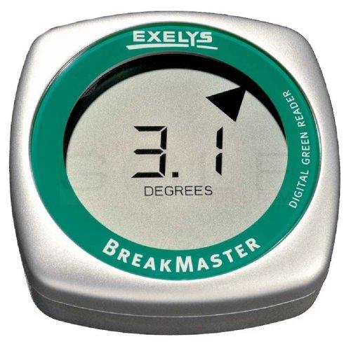 BreakMaster Digital Green Reader