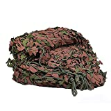 Military Camo Netting, Woodland 30ft x 10ft, Jungle Military Net From Camonetz 300 sq ft