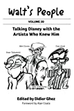 img - for Walt's People: Talking Disney with the Artists Who Knew Him (Volume 20) book / textbook / text book