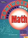 img - for Troll Math Homework Survival Guide: A Reference for Students and Parents (Grades 4-6) book / textbook / text book