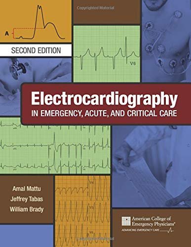 Electrocardiography Emergency Acute Critical Care product image