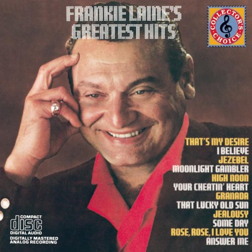 Frankie Laine - From CD - orig. Columbia 40780 - Zortam Music