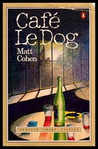 book cover of Cafe Le Dog