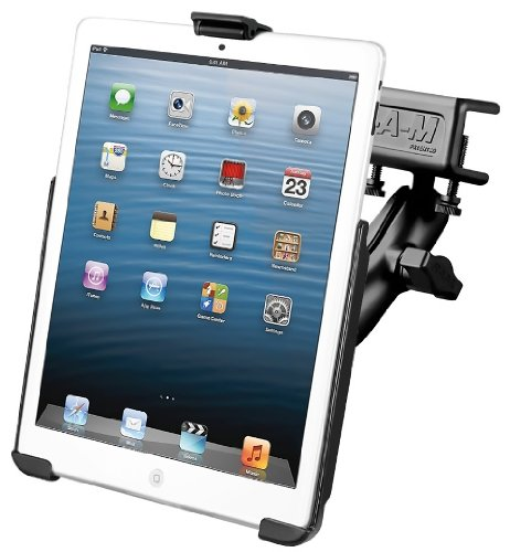 RAM Mounts  Glare Shield Clamp Mount with EZ-Roll'R Model Sp