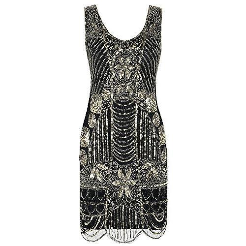 Plus Size Gold Dress Amazon