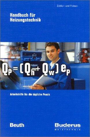 Price comparison product image Buderus. Handbuch für Heizungstechnik.