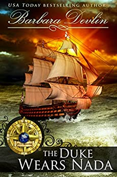 The Duke Wears Nada (Brethren of the Coast Book 9) by [Devlin, Barbara]