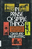 In Praise of Simple Things, Mel Fitting and Greer Fitting, 0679505113