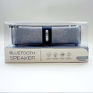 Amazon.com: Vivitar Bar Bluetooth Speaker (White): Home