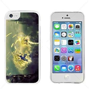 Diy design iphone 6 (4.7) case, Dragon Ball Manga Comic Slim SON GOKU Apple iPhone 6 Transparent Gel TPU Case Cover