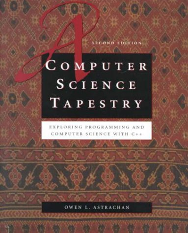 Download A Computer Science Tapestry pdf