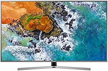 Samsung UE 65 NU7449-163 cm (65 Zoll) TV (4K Ultra HD, HDR 10, Smart TV, PVR, WLAN, Triple Tuner): Amazon.es: Electrónica