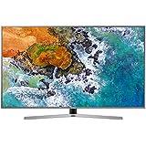 "Samsung UE55NU7470 55"" 4K Ultra HD Smart TV Wi-Fi Silver LED TV - LED TVs (139.7 cm (55""), 3840 x 2160 pixels, LED, Smart TV, Wi-Fi, Silver)"