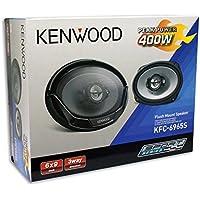 Kenwood KFC-6965S 6X9 3-Way Car Audio Coaxial Speakers (Pair)