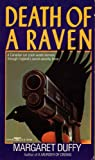 Front cover for the book Death of a Raven by Margaret Duffy