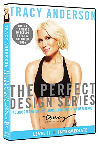 DVD : Tracy Anderson - Perfect Design Series: Sequence 2 (DVD)